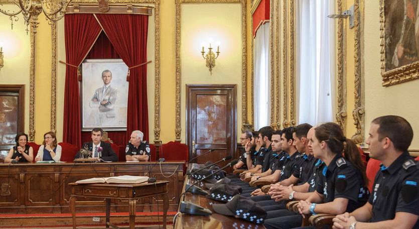 El alcalde de Guadalajara anuncia la modificación de la RPT para resolver 'parte de las reivindicaciones' de los bomberos