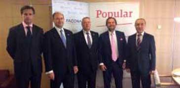 Popular y Faconauto firman un acuerdo de colaboración
