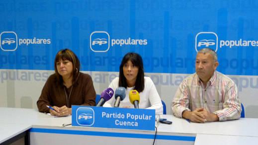 Varios alcaldes de Cuenca acusan a la Junta de