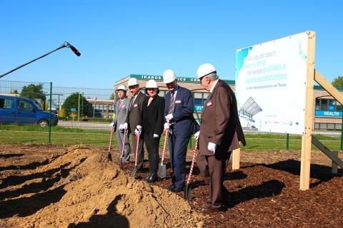 Toyota cede a Air Liquide un terreno para la primera estación pública de hidrógeno de Bélgica