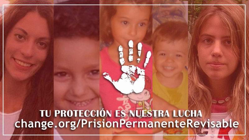 Iniciativa desaparecidos contra prisión permanente revisable