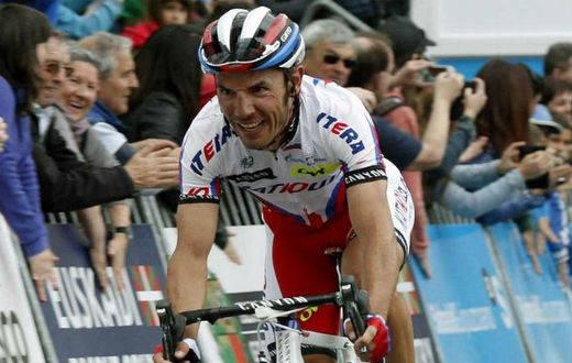 Frank Schleck renace en la Vuelta y 'Purito' le roba el liderato a Aru