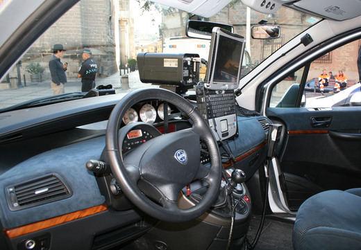 El radar de tráfico abandona temporalmente las calles de Toledo, pero puede que vuelva alternativamente
