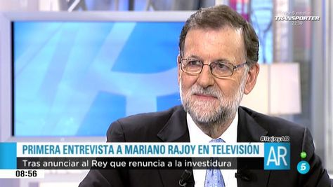 Rajoy detalla la 'oferta irrechazable' que prometió al PSOE: librarle de Podemos en autonomías y municipios