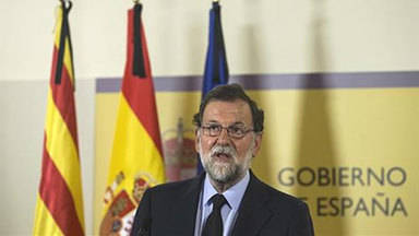 Rajoy aprovecha la tragedia de Barcelona para pedir