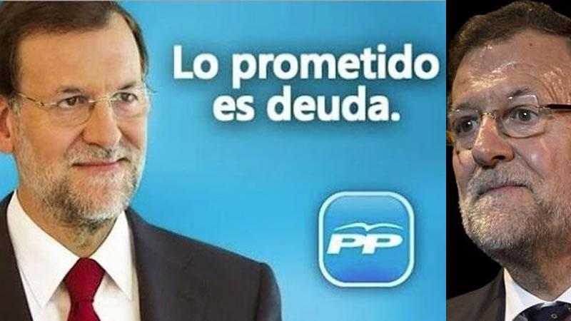La herencia recibida de Rajoy: una deuda del 100,5% del PIB, la mayor cifra alcanzada desde 1909