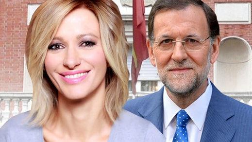 El show de Rajoy en 'Espejo Público', incluyendo nuevo lápsus y mucho dolor...
