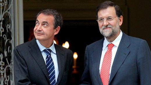Aznar compara a Rajoy con Zapatero: