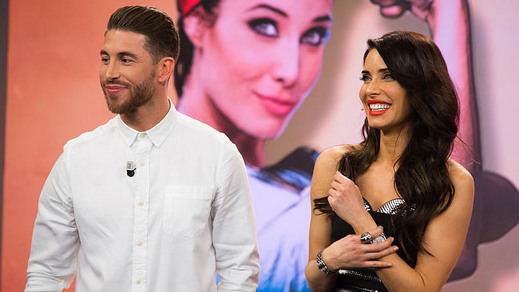 Pilar Rubio y Sergio Ramos confirman en 'El Hormiguero' la fecha y lugar de su boda