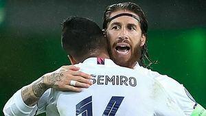 El Madrid sobrevive a la épica en Champions con un empate en el descuento (2-2)