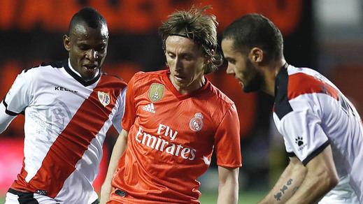 En Vallecas, otro desastre del Madrid que hace perder la fe de Zidane en la plantilla (1-0)