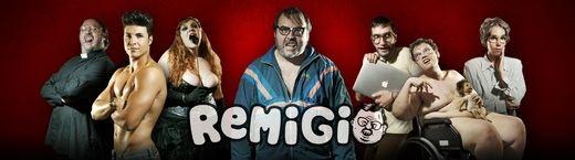 Remigio, la nueva serie demencial de Torbe en colaboración con Skokka