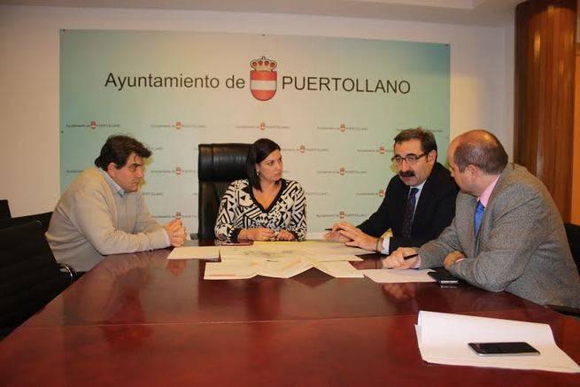 Junta y Ayuntamiento trabajan en la localización de los terrenos para la construcción del nuevo Hospital de Puertollano