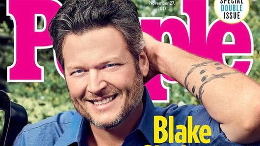 ¿Conoces a Blake Shelton?: pues es el hombre más sexy del mundo...
