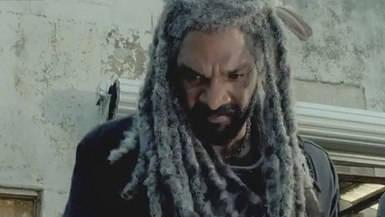 'The Walking Dead' ofrece nuevo v�deo con el Rey Ezekiel present�ndose