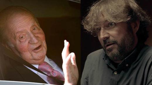 El rey Juan Carlos colgó el teléfono a 'Salvados' enfadado por las preguntas de Jordi Évole