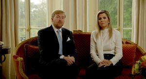 Los reyes de Holanda se marcan un 'lo siento, no volverá a ocurrir' tras irse de vacaciones en pleno confinamiento