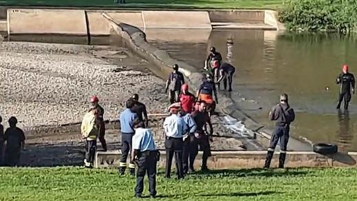Encontrado el cuerpo sin vida del bebé arrojado al río Besós el martes