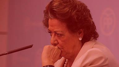 Rita Barberá y su cirrosis, o cómo se fabricó una gran mentira