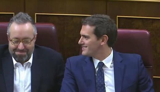 Rivera insulta a Pablo Iglesias: