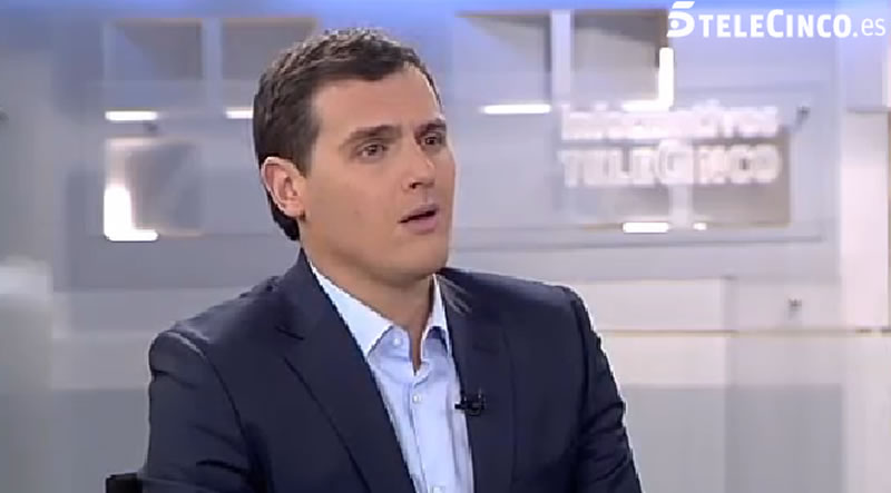 Rivera es ahora el nuevo 'malo' de la política española al bloquear a Podemos