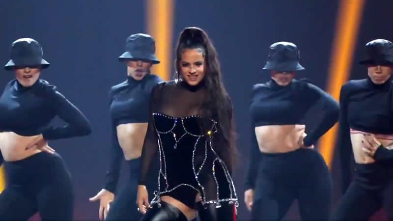 Rosalía, primera española en ganar un premio MTV Video
