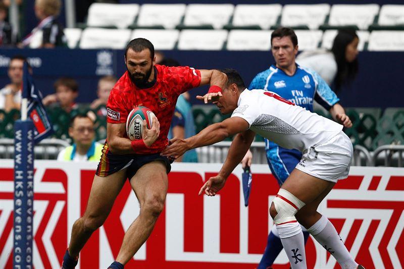 El rugby español a siete pisa fuerte: la Roja, subcampeona de Europa