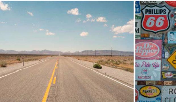 Un viaje por la Ruta 66: coches, moteles y canciones de película
