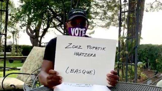 El vídeo viral de Samuel L. Jackson con un mensaje a Trump en 15 idiomas