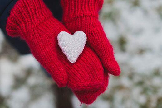 San Valentín, un balón de oxígeno para el amor a distancia