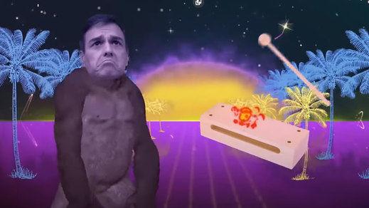 Podemos se mofa del 'no poder dormir tranquilo' de Pedro Sánchez con una canción