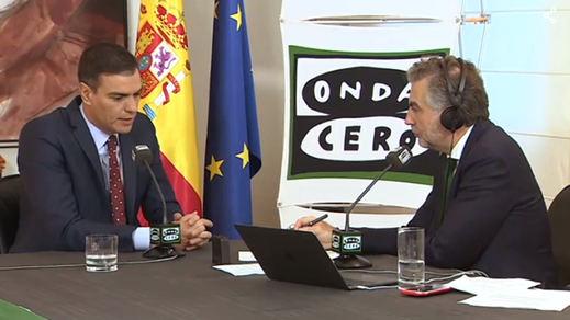 Sánchez: el Gobierno recurrirá el expediente de la Junta Electoral por su entrevista 'electoralista'