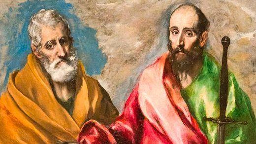 29 de junio, es el Día de San Pedro y San Pablo: ¿quiénes fueron estos santos del santoral?