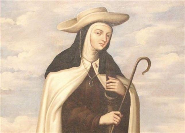 El arzobispo de Toledo recibe el bastón original que Santa Teresa