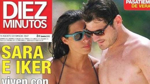 Sara Carbonero e Iker Casillas afrontan así su verano más difícil