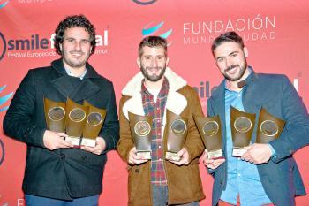 La gallega Roi Scroll se convierte en la agencia más eficaz en los premios europeos de la publicidad Smile Festival