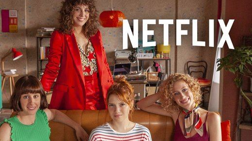 La saga literaria de 'Valeria' llega a Netflix convertida en serie