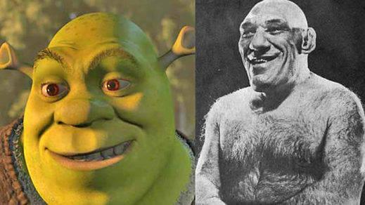 ¿Sabías que Shrek está basado en un caso real?: éste y otros personajes reales que no imaginabas