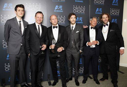 'Silicon Valley' y 'The Americans' se imponen en los Critics Choice TV Awards 2015