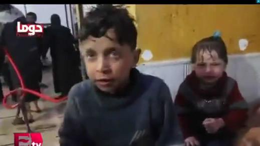Un nuevo ataque químico en Siria estremece al mundo y enciende las iras contra Al Assad