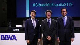 BBVA Research reduce las previsiones de crecimiento para España