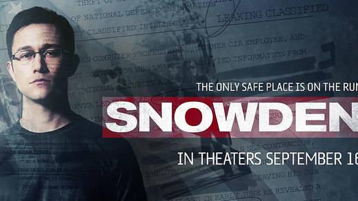'Snowden' de Oliver Stone, y el 'Inferno' con Tom Hanks toman la cartelera
