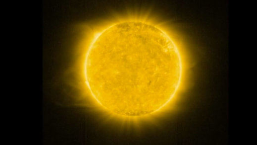 El Sol, más de cerca que nunca: las primeras imágenes de la sonda Solar Orbiter