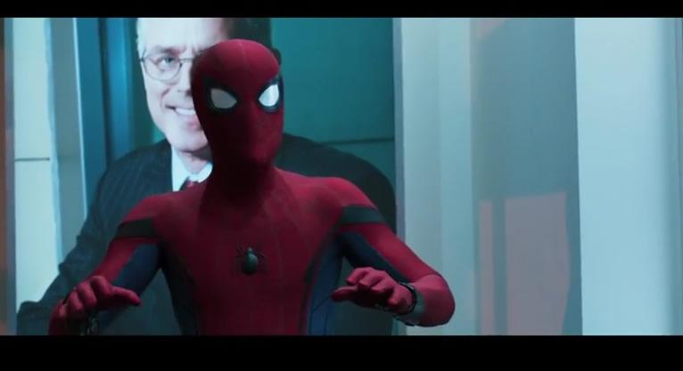 Tráiler de 'Spiderman: Homecoming': 2 minutos de auténtica locura (vídeo)