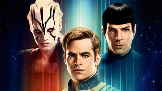La nueva entrega de 'Star Trek', con permiso de Disney y 'Peter y el dragón', reina en la cartelera esta semana