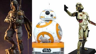 10 regalos que todo fan de Star Wars debería recibir