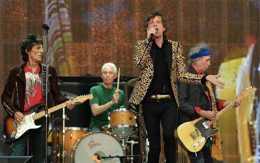 Los Rolling Stones se 'exhiben' en Londres con una potente exposición