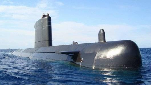 Sin rastro de un submarino argentino que se perdió en el Océano el miércoles