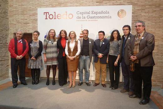 El 11 de enero, Cáceres traspasará a Toledo el título de Capital Gastronómica de España