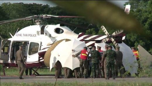 Concluye con éxito el rescate en Tailandia: los 12 niños y su entrenador han salido de la cueva